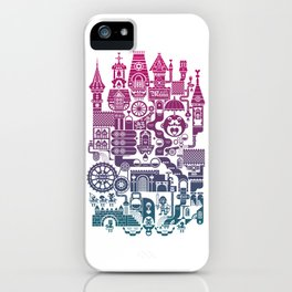 Castle Mama iPhone Case