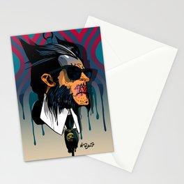 wolvereen  vs Karl Lagerfeld  Stationery Cards