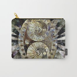 Space Odyssey - Lunar Phases II Carry-All Pouch