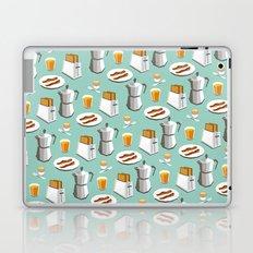 Happy breakfast! Laptop & iPad Skin