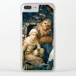 Starwars F.A. Group Clear iPhone Case