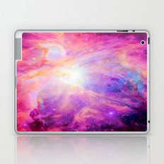Pink Purple Orion NebulA Laptop & iPad Skin