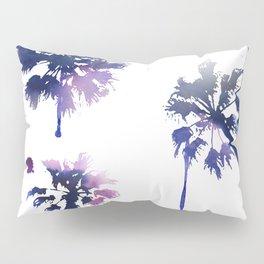 Sunset Palm Trees Pillow Sham