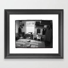 Fashion Lover Framed Art Print