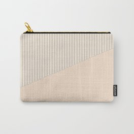 3 The combined pattern of Alize Carry-All Pouch