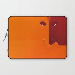 Shree Ganeshaya Namaha Laptop Sleeve