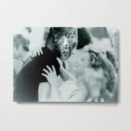 Jason Vorhees in Dirty Dancing Metal Print