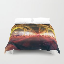 Under The Loop Duvet Cover