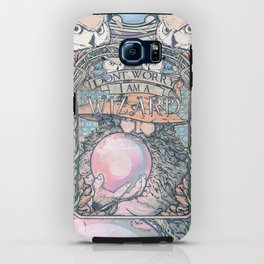 Wizard print iPhone Case