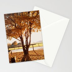 Fall Tree Stationery Cards