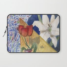Three Worlds Collide Laptop Sleeve