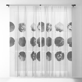 Twelve Sheer Curtain
