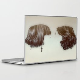 hairstyles Laptop & iPad Skin