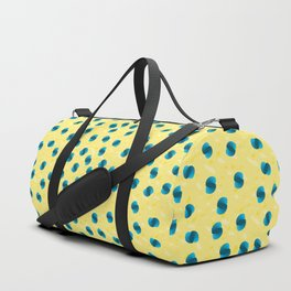 Small Oval Swirls Duffle Bag