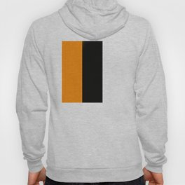 Team Colors 7...orange,black,white Hoody