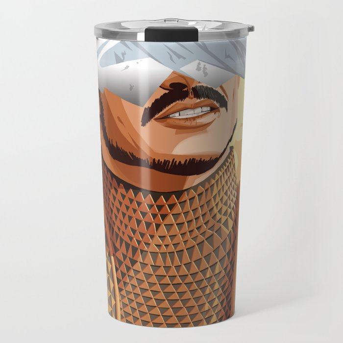 The Prince of the Sun - WORDLESS Travel Mug