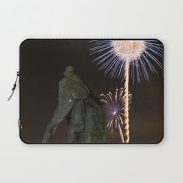 Fisherman's Memorial fireworks Laptop Sleeve