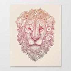 Wildly Beautiful Canvas Print