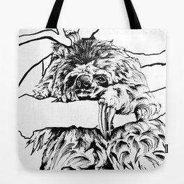 3-toed Pygmy Sloth Tote Bag