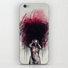 Who I wanna be iPhone & iPod Skin
