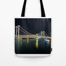 The New Bridge, Bandırma Tote Bag