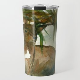 King of the forest Travel Mug