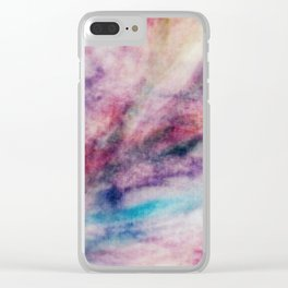 Universal Dance Clear iPhone Case