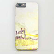 pastel spring iPhone 6s Slim Case