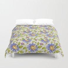 Watercolor pattern Duvet Cover