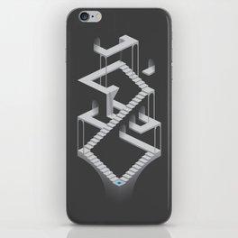 Monument Maze 2 iPhone Skin