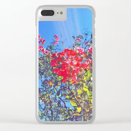Colouring Book Clear iPhone Case