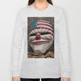 Why So Stars & Stripes? Long Sleeve T-shirt