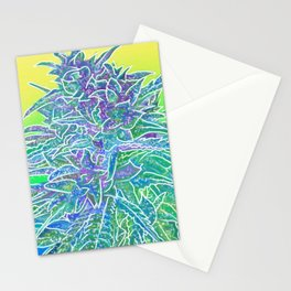 Hemp Harvest Art #2. LizzieFaye LaJolla Stationery Cards