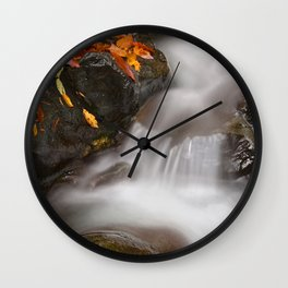 Glen Artney Stream Wall Clock