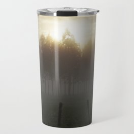 Misty Morning Travel Mug