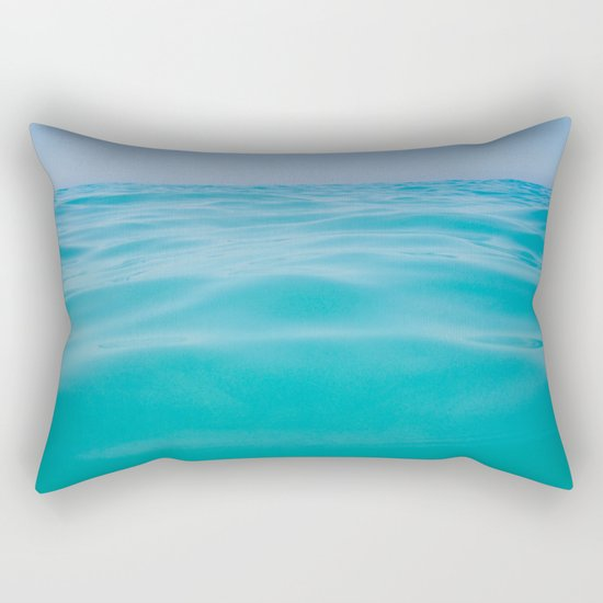NEVER ENDING OCEAN Rectangular Pillow