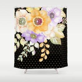 Flowers bouquet #36 Shower Curtain