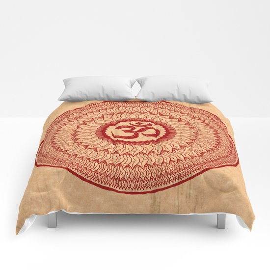 lialiom mandala Comforters