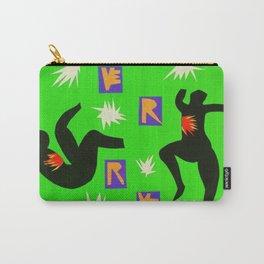 Henri Matisse - Verve IV gouache cut-out series portrait modernism painting Carry-All Pouch