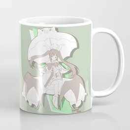 Gamer Soul Fighter Line - Rachel Coffee Mug