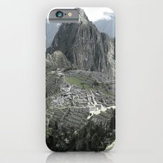 machu picchu iPhone 6s Slim Case