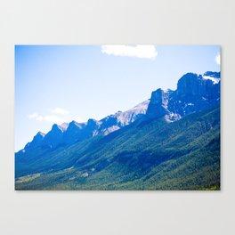 Wild Banff Canvas Print