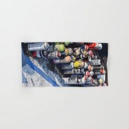 An Artist's Tools Hand & Bath Towel