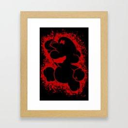 Jumpman the Carpenter v1.1 Framed Art Print