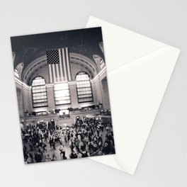 Grand Central Station Stationery Cards