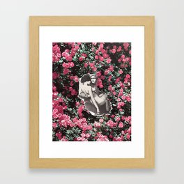 sauvée Framed Art Print