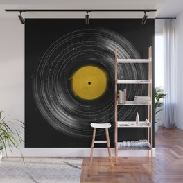 Sound System Wall Mural