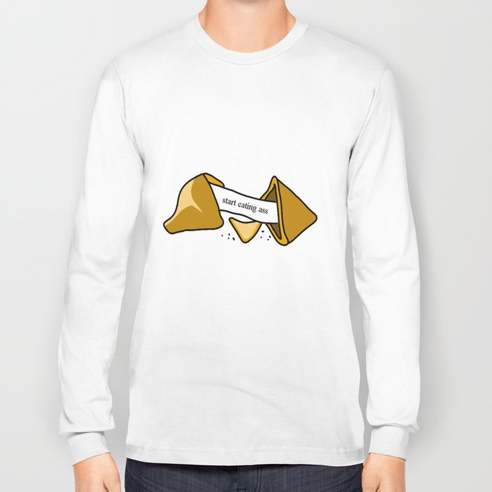 follow your fortune Long Sleeve T-shirt