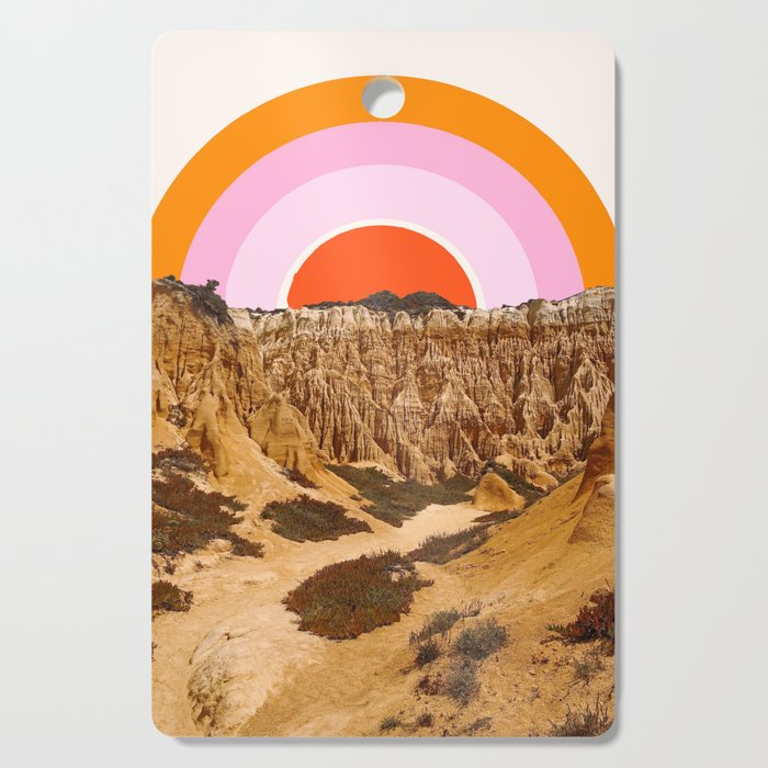 Alentejo Rainbow Cutting Board