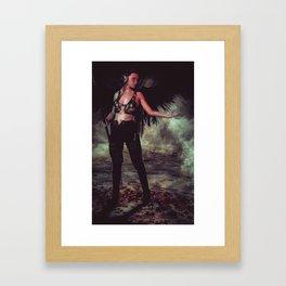 Hope is Born Framed Art Print